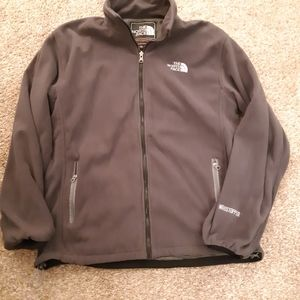 The North Face windstopper coat